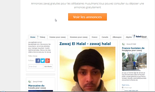 Site rencontre musulman divorce